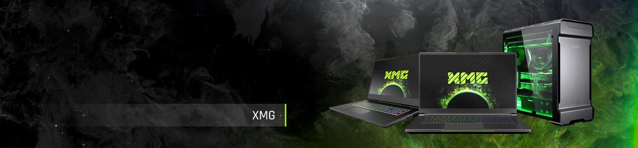 XMG - Die schnellsten Gaming-Laptops und Desktop-PCs