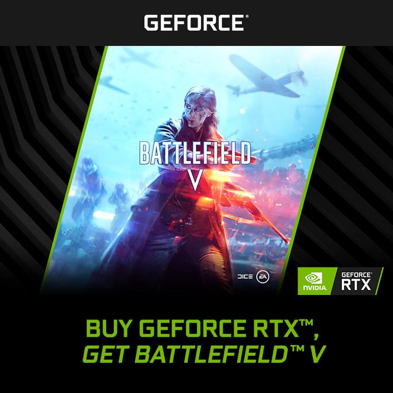Nvidia Battlefield 5 Bundle