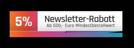 10% Newsletter-Rabatt