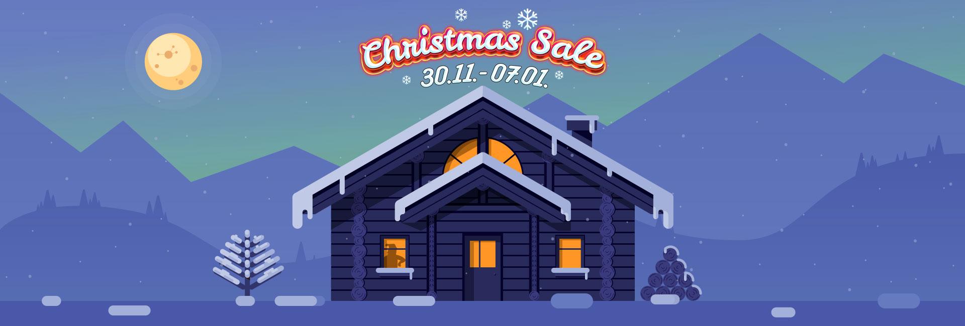 christmas sale header
