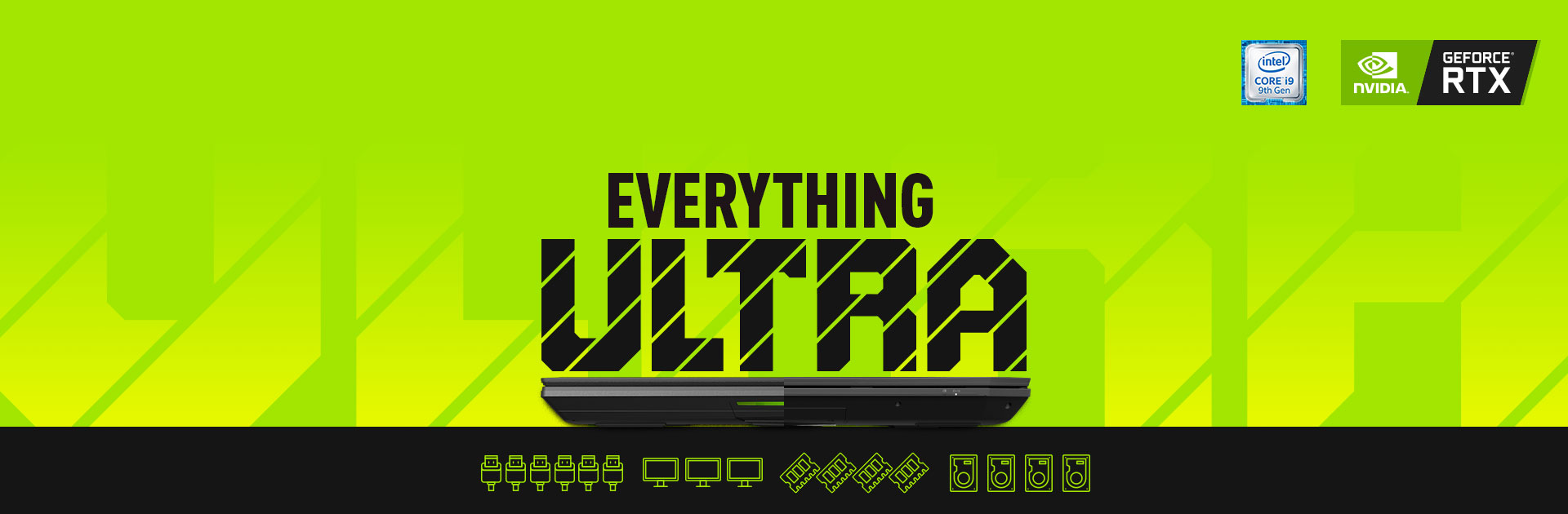 XMG ULTRA Everything Ultra