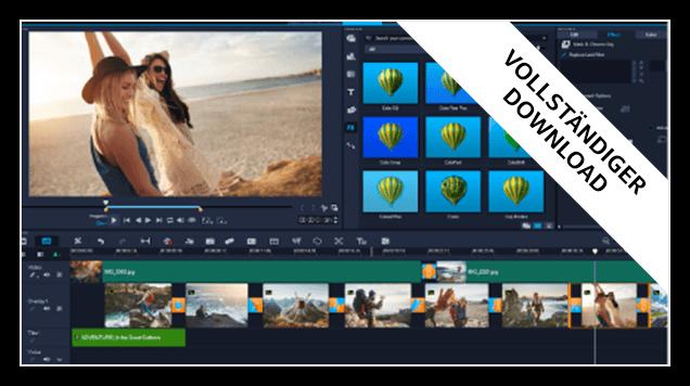 Coral VideoStudio Pro 2019