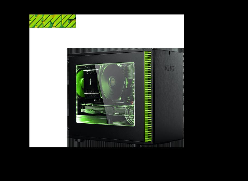 XMG Desktop