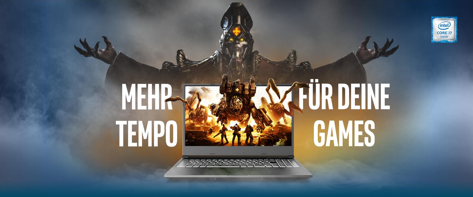 Mehr Tempo für deine Games