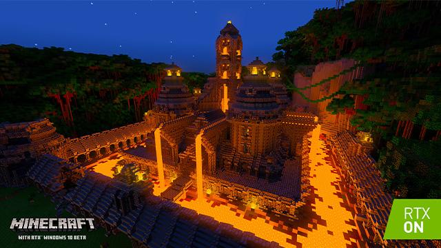 Minecraft Schloss