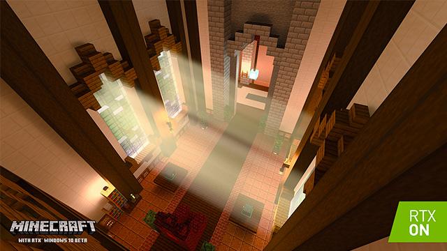 Minecraft Kirche