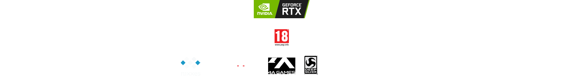 GeForce RTX Partner Logos