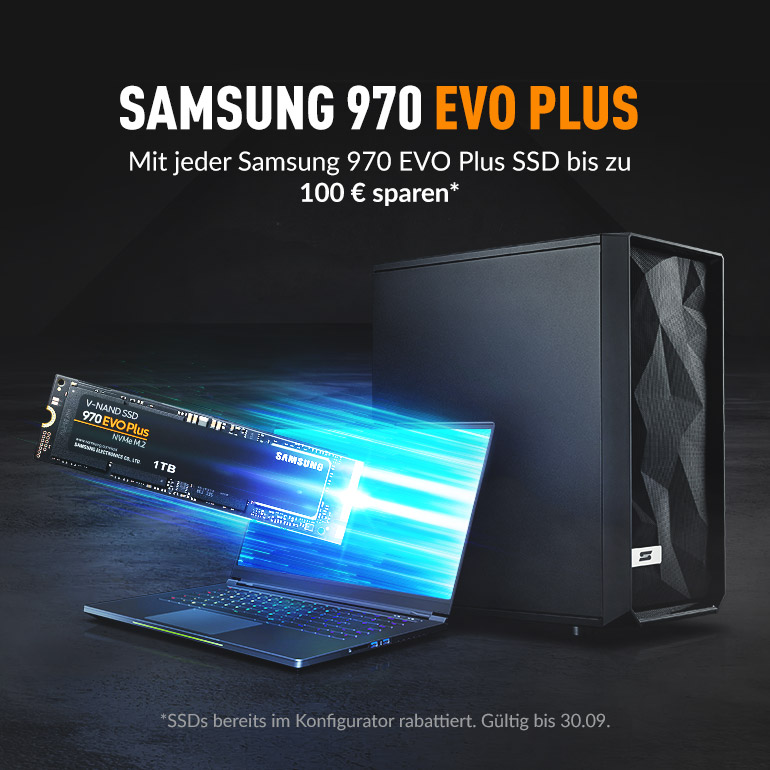 Samsung 970 EVO Plus Sale