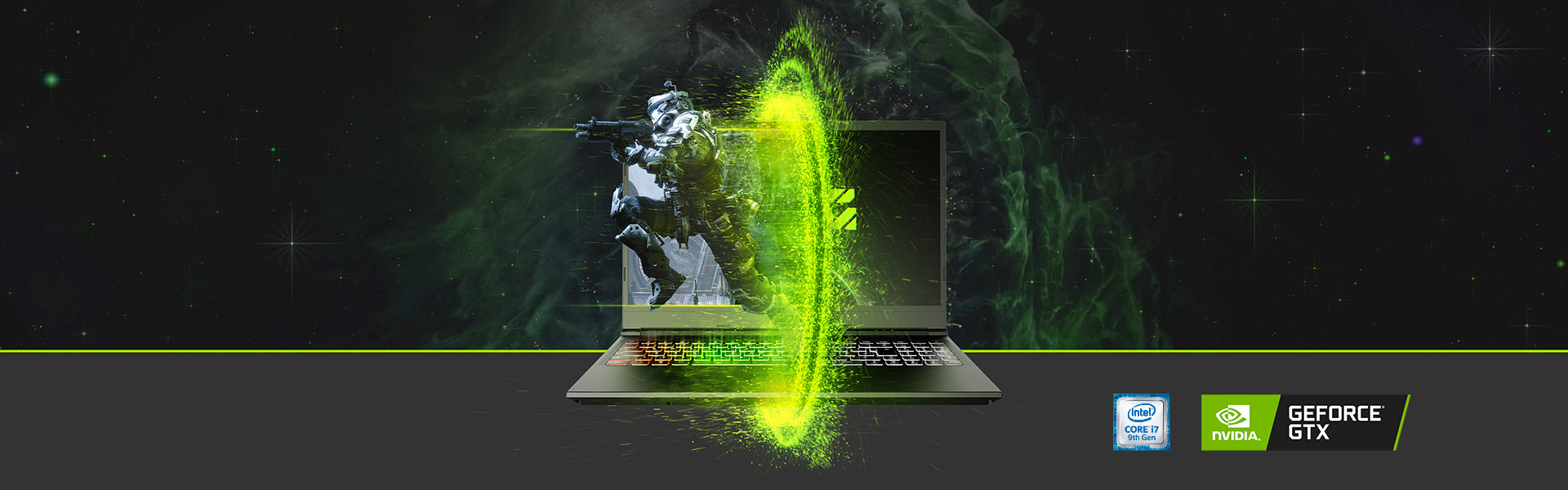 XMG CORE - UNDERCOVER GAMING