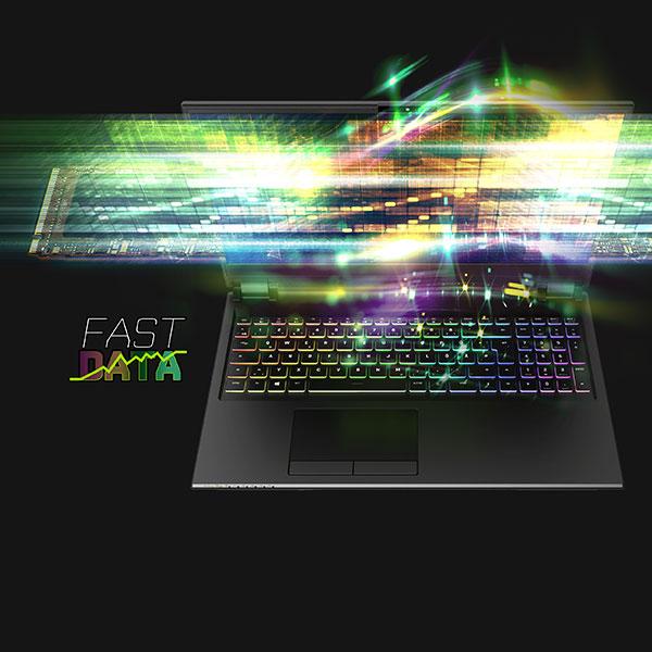 Rasante SSD Performance