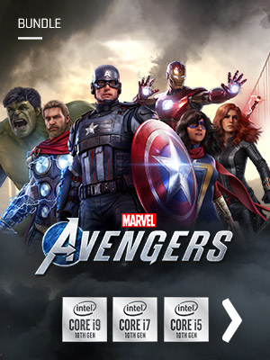 bestware Marvels Avengers Gaming Bundle Deals
