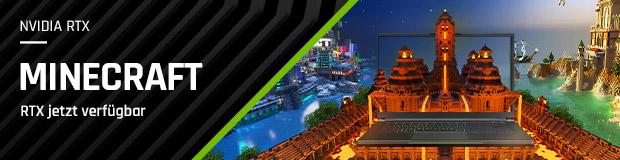 bestware Minecraft mit NVIDIA RTX