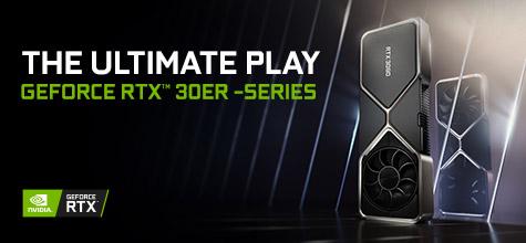 bestware Highlights NVIDIA RTX 3000