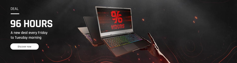 bestware XMG PRO 15 gaming laptop giveaway