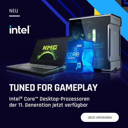 11. Generation Intel Desktop-Prozessoren