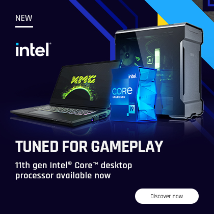 Intel's latest 11th gen desktop processors
