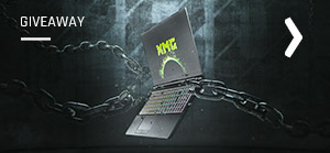 bestware XMG PRO 15 gaming laptop giveaway