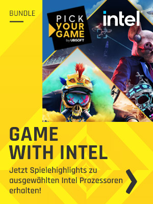 Intel & Ubisoft Pick your game