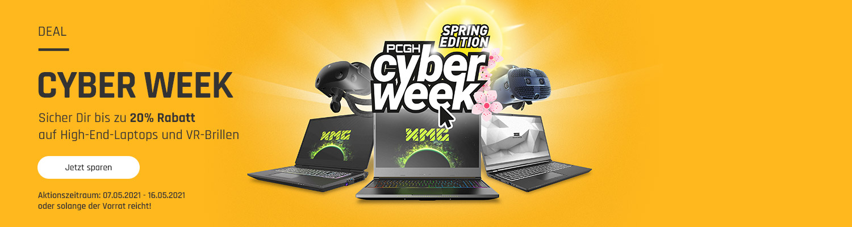 bestware PCGH Cyberweek
