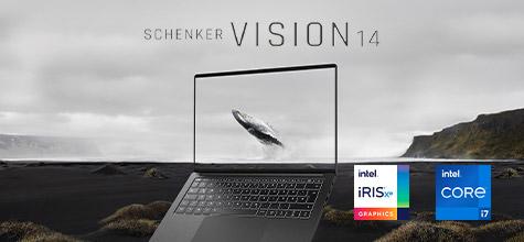 SCHENKER VISION 14 Ultrabook