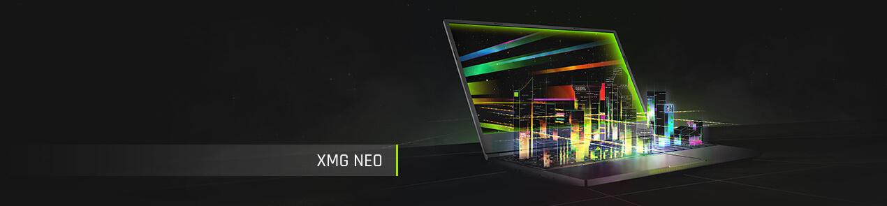 XMG NEO Gaming Laptops
