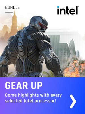 Intel Gamer Days Bundle