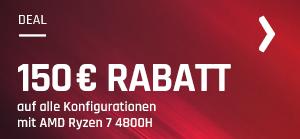 bestware Deals AMD Ryzen 4800H Sale