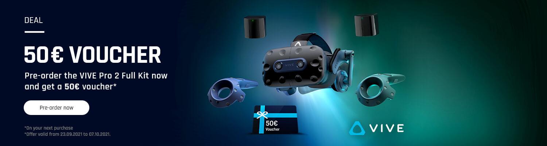 Presale HTC VIVE PRO 2