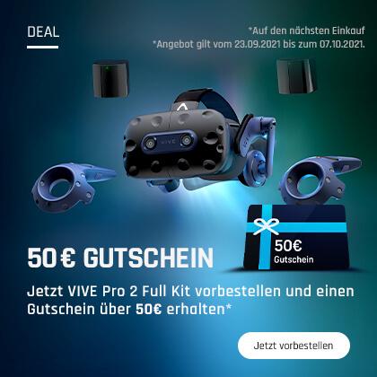 Vorverkauf HTC VIVE PRO 2