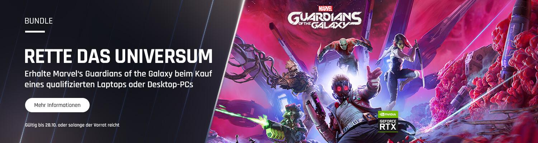 NVIDIA Marvel's Guardians of the Galaxy