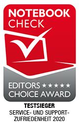 bestware Support & Service-Testsieger 2020 Notebookcheck