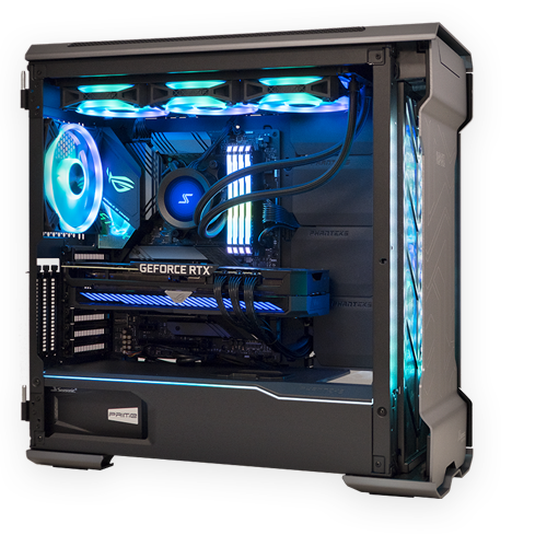 XMG TRINITY Gaming PC