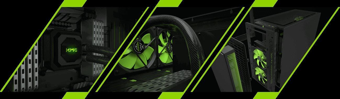XMG SECTOR² AMD