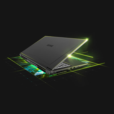 XMG CORE 17 Undercover Gaming Laptop