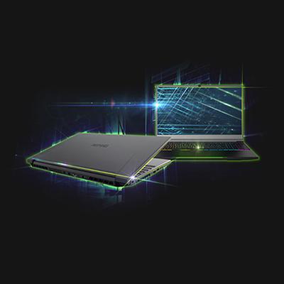 XMG NEO 17 AMD Early 2021 Gehäuse