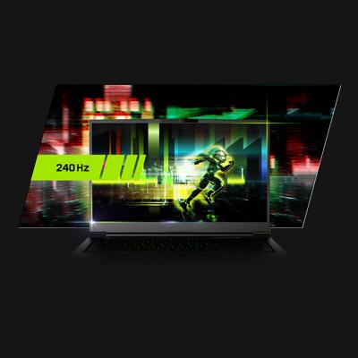 XMG NEO 17 gaming laptop Full HD 240 Hz or WQHD 165 Hz IPS display