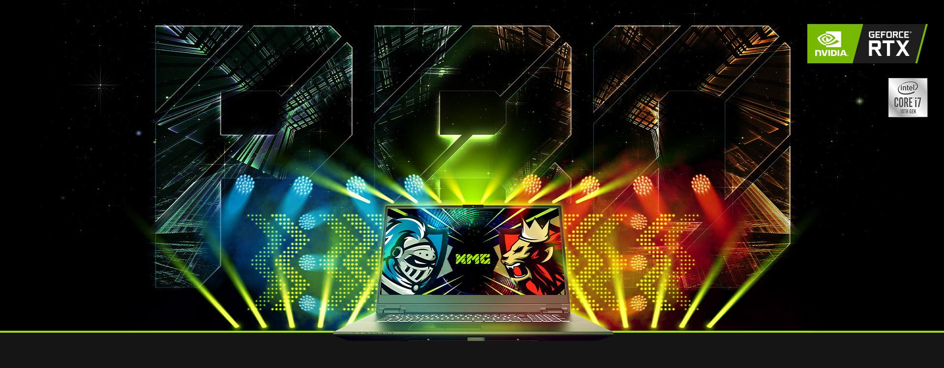 XMG PRO Gaming Laptop NVIDIA GeForce RTX