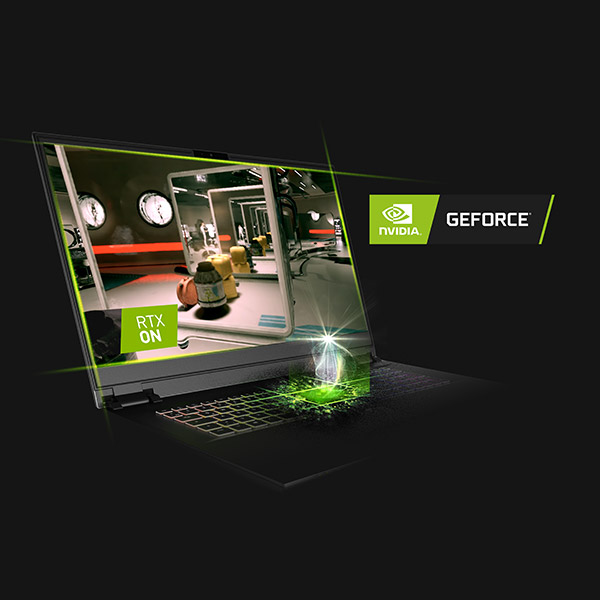 XMG PRO 17 Gaming Laptop NVIDIA RTX SUPER