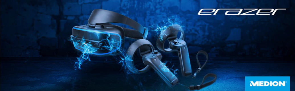 MEDION ERAZER X1000 Mixed Reality Headset