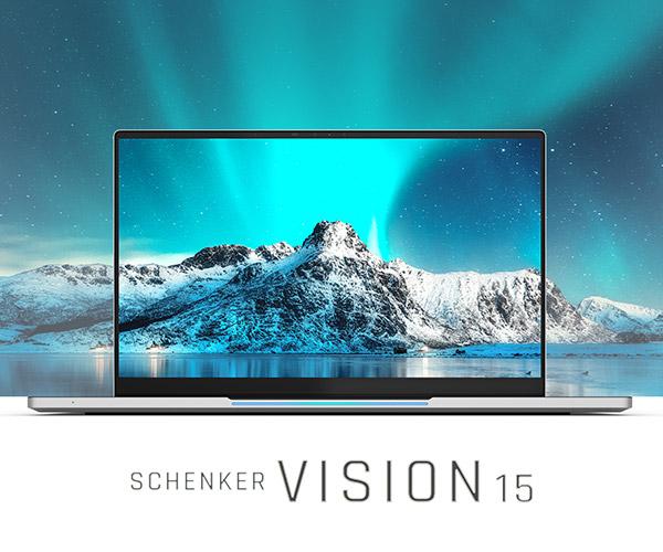 SCHENKER VISION 15