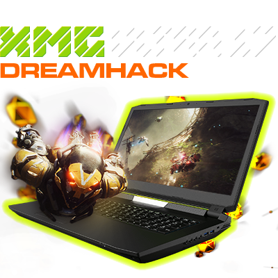 XMG ULTRA 17 DREAMHACK EDITION