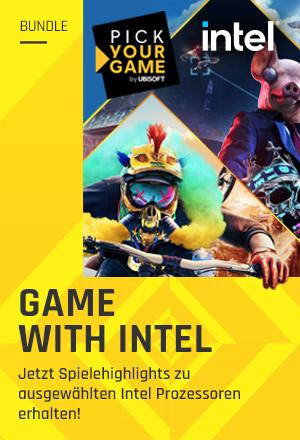 Intel & Ubisoft Game Bundle