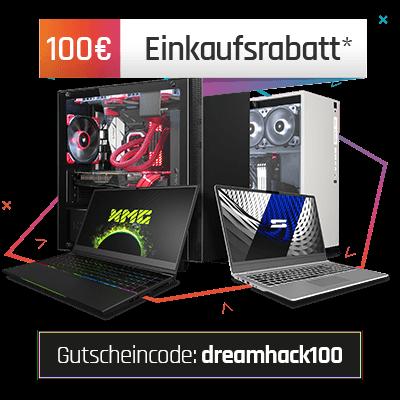 Dreamhack Gutschein