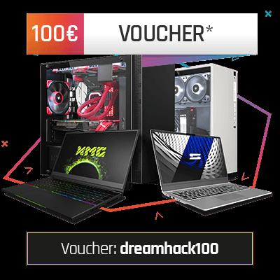 Dreamhack Voucher