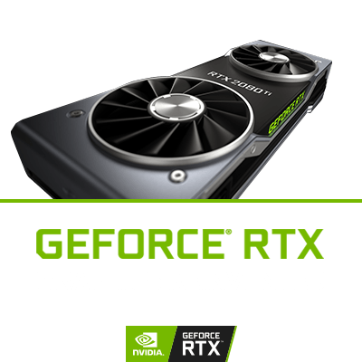 NEW: Nvidia GeForce RTX