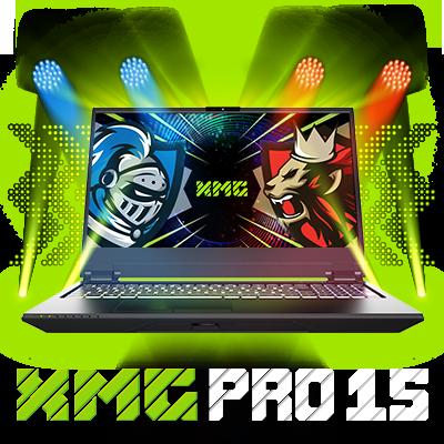 XMG PRO 15