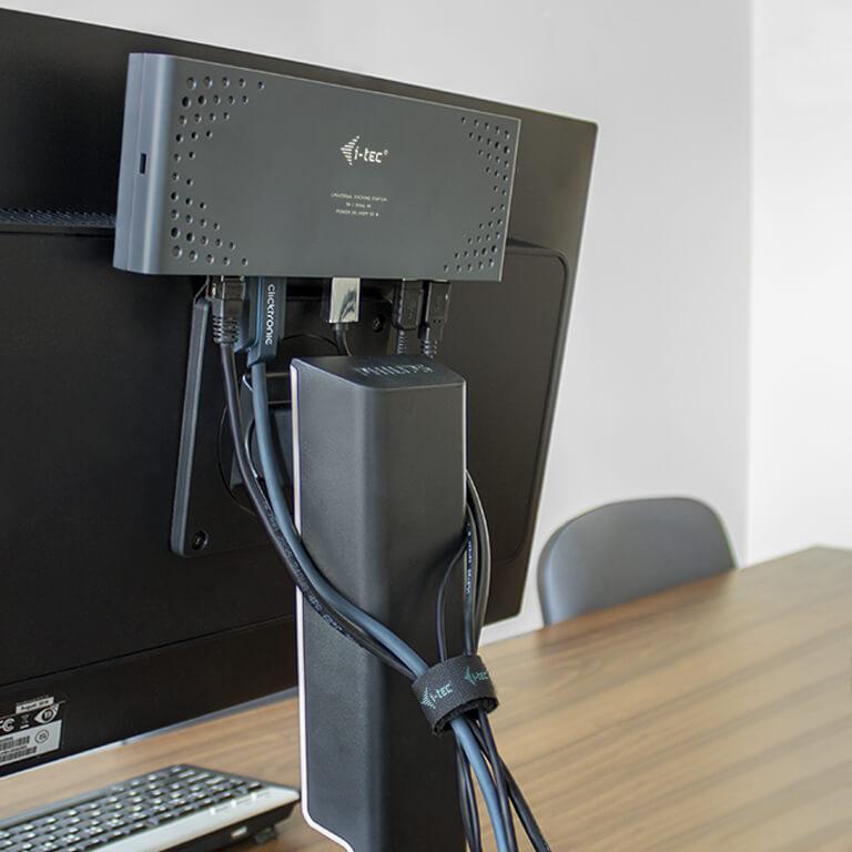i-tec VESADOCK1 easy to install