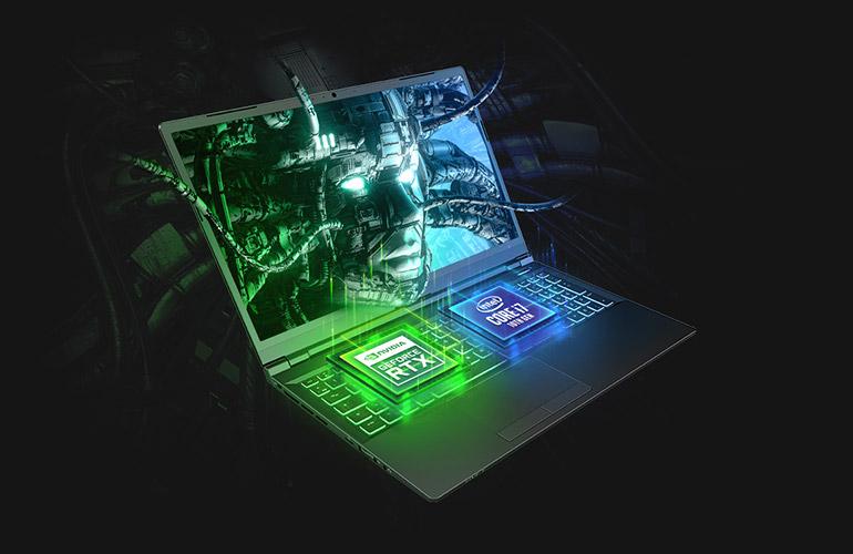XMG PRO 15 - Intel Core i7 und NVIDIA RTX 30 Serie