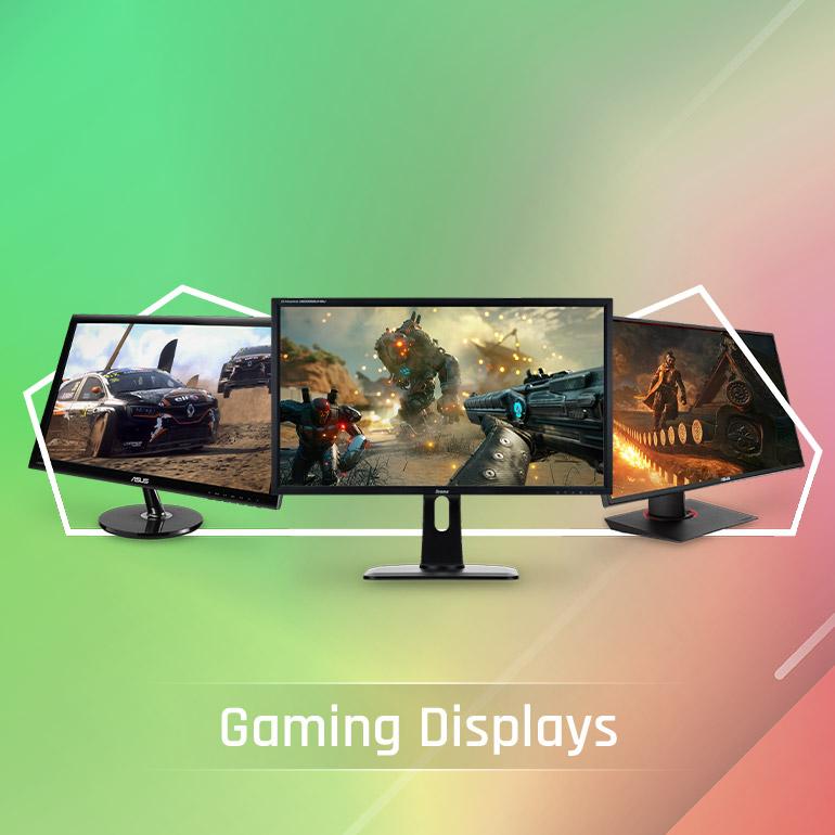Bestware Gaming Displays