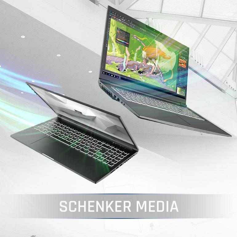 Bestware Schenker Media 20